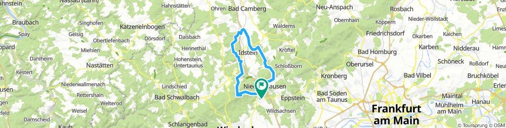 Rund um Idstein nach Naurod