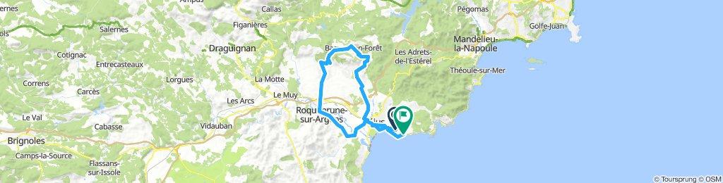 Boulouris, Frejus, Bagnoles en forêt, Roquebrune sur argents, Saint Aygulf, Frejus, Boulouris