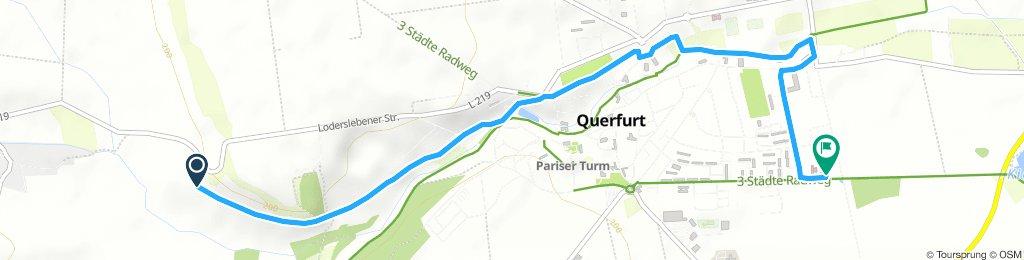1. Tour LoLe - Querfurt