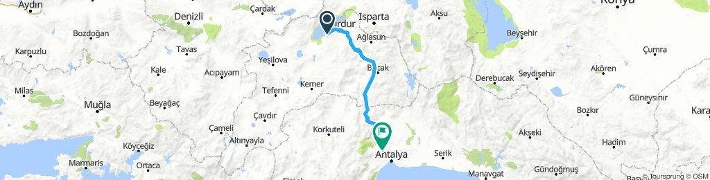 Meral Tolunay - Elden Ele 81 İle - Burdur - Antalya