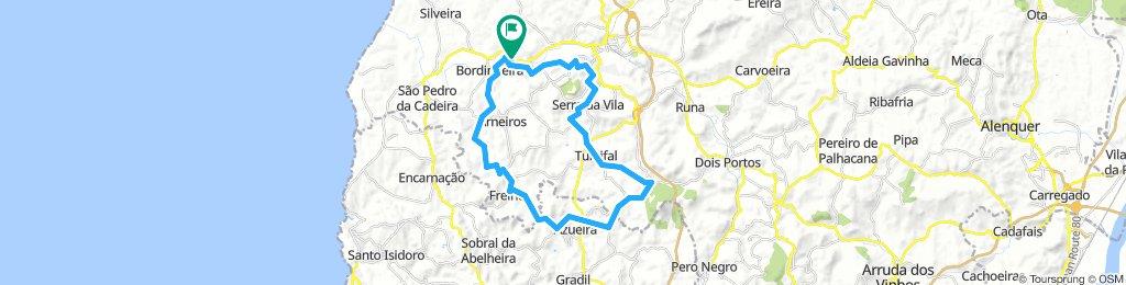 PdR 40 km MTB track Southeast