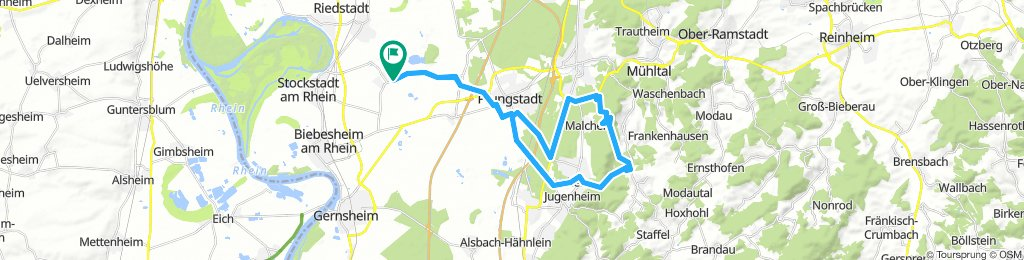Lengthy Sonntag Course In Riedstadt