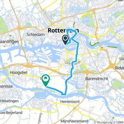 2* Maastunnel…Rotterdam…Oude Maaspad