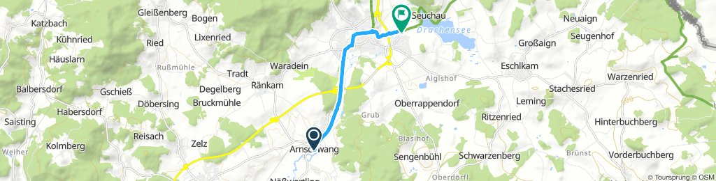 Arnschwang - Wildgarten
