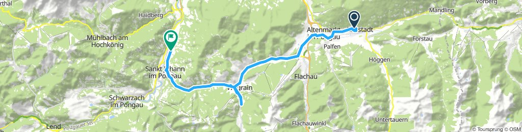 Slow Sonntag Track In Radstadt