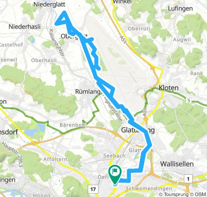 Snail-Like Sonntag Route In Zürich