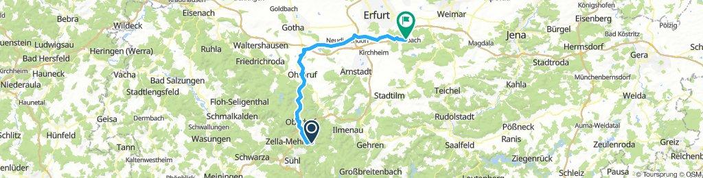 Schneekopf - Klettbach