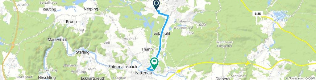 Lengthy Sonntag Route In Bruck In Der Oberpfalz