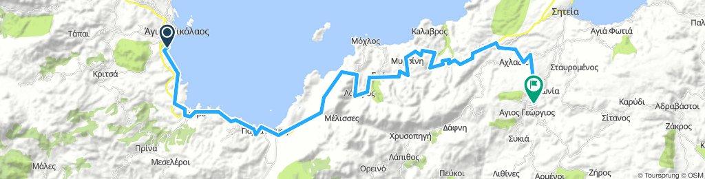 Creta stage 4 done