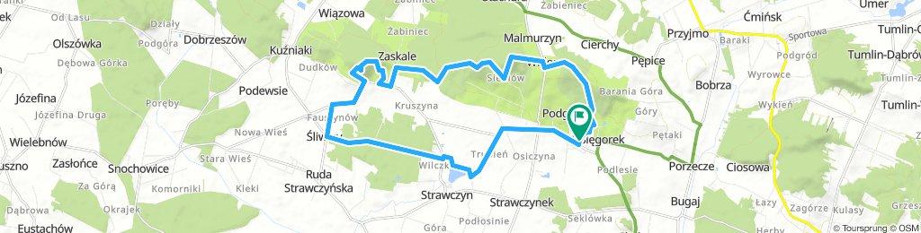 Perzówka, Góra Sieniawska, Barania Góra