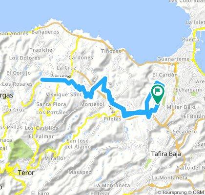 7 Palmas - Arucas - Gran Canaria