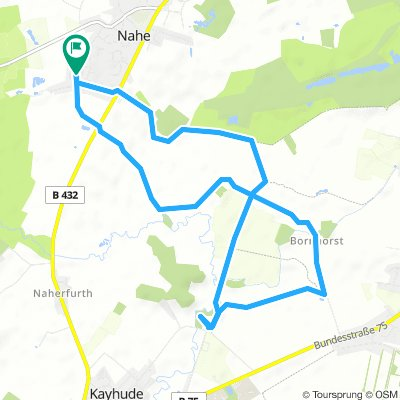 Cafe Gut Stegen 12.08.2018 (12,0km)