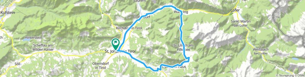 Sankt Johann in Tirol, Pillersee, Waidring, St. Johann in Tirol