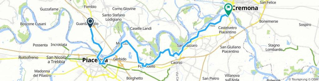 Guardamiglio - Cremona . Giorno 3