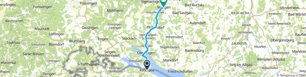 Konstanz-Mengen