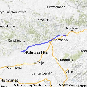 KH7- El Carpio-cordoba-Peñaflor