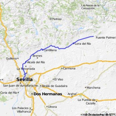 KH7- Peñaflor-Sevilla