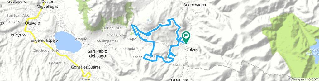 Movistar Tour Montaña Zuleta 2018 Día 2