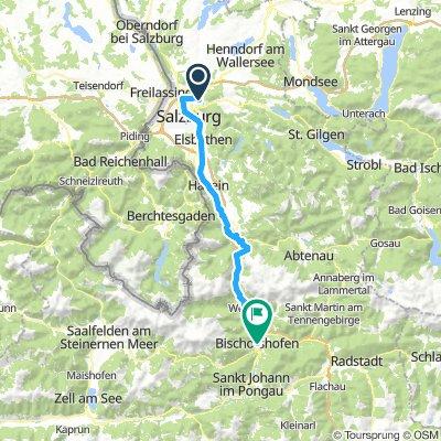 AAR-3 Salzburg - Bischofshofen