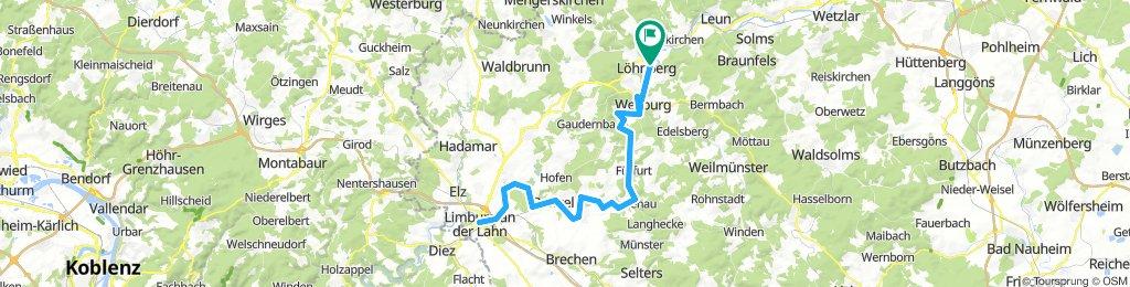 Löhnberg-Limburg-Löhnberg