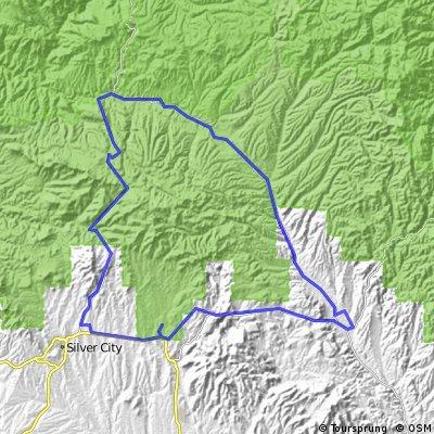 Tour of the Gila - Women Fort Bayard Inner Loop