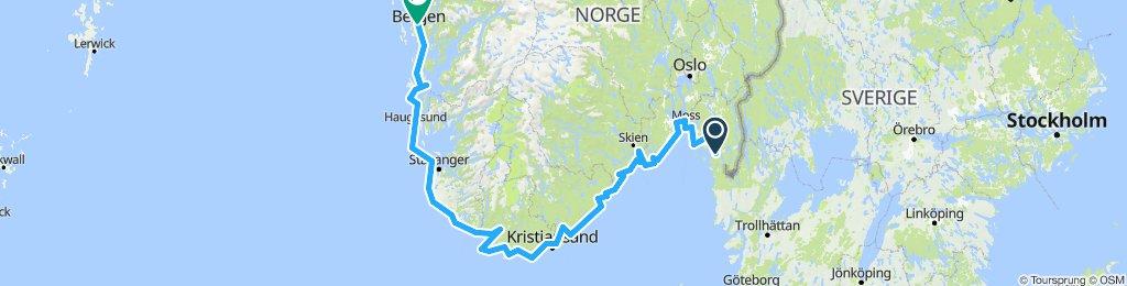 Noorwegen NSCR