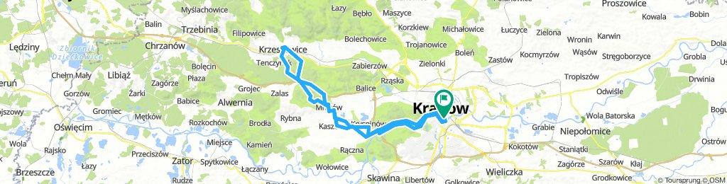 Rajd Krzeszowice
