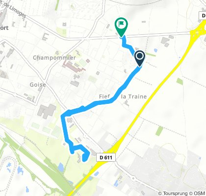 Extensive Mardi Course In Niort