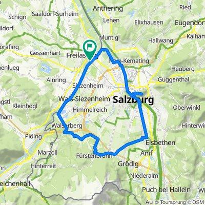 Salzburg Runde