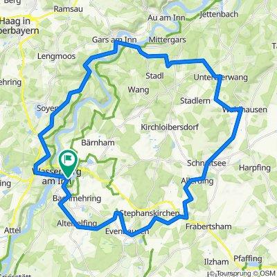 WS-Gars-Waldhausen-Evenhausen-Runde