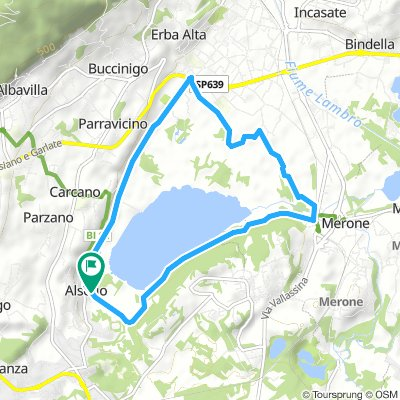 I_Rund um den Lago di Alserio