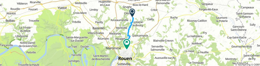 Lengthy Mercredi Ride In Authieux-Ratiéville
