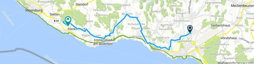 Easy Mittwoch Course In Friedrichshafen