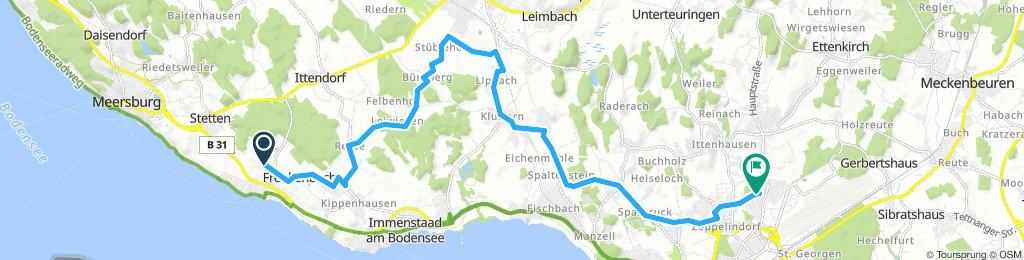 Easy Mittwoch Track In Hagnau Am Bodensee