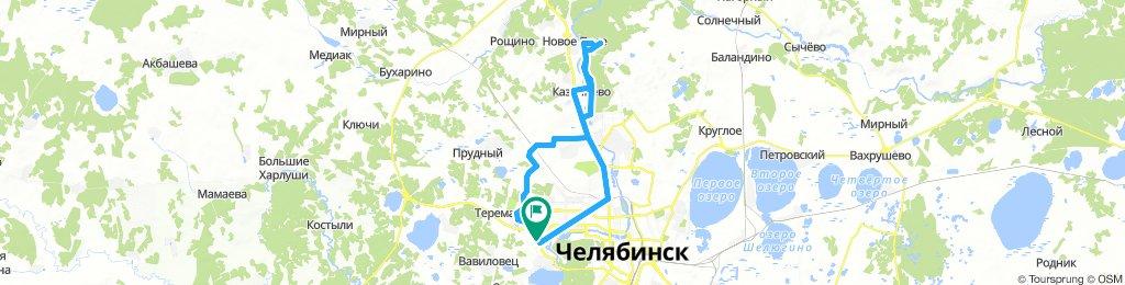 kazantsevo bridge
