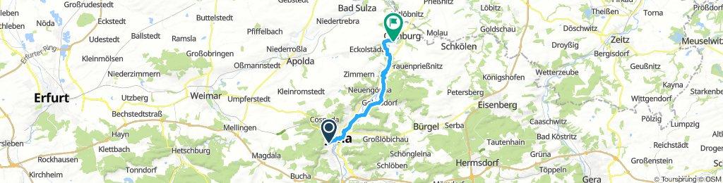 Jena-Freibad Camburg