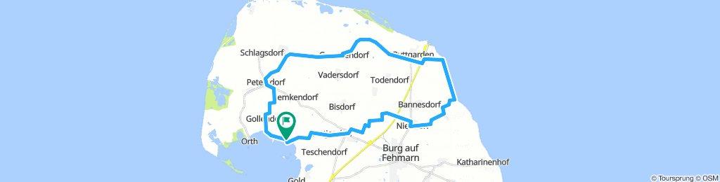 Fehmarn Rundfahrt