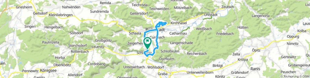 Rudolstadt Stadttour