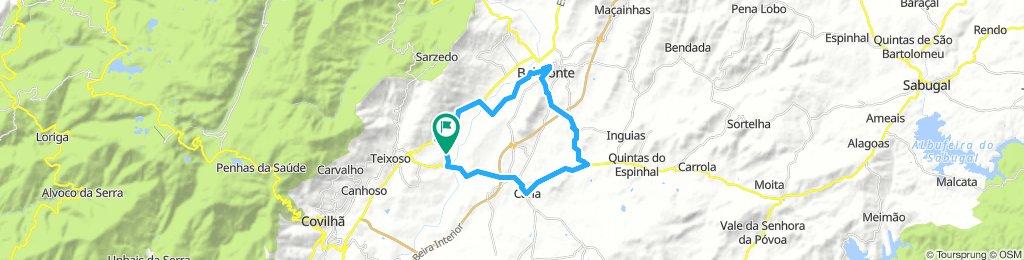 Borralheira - Belmonte