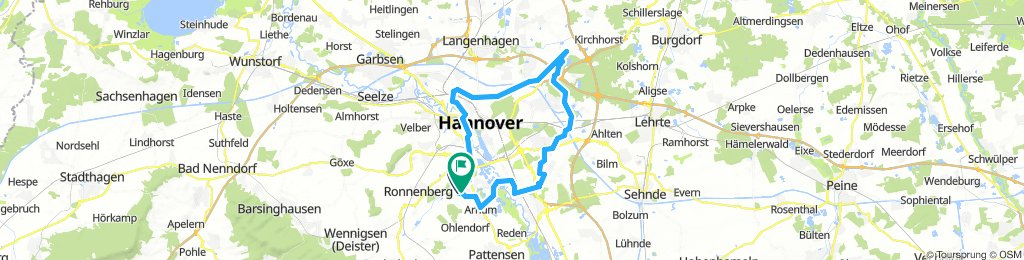 Durch Hannover