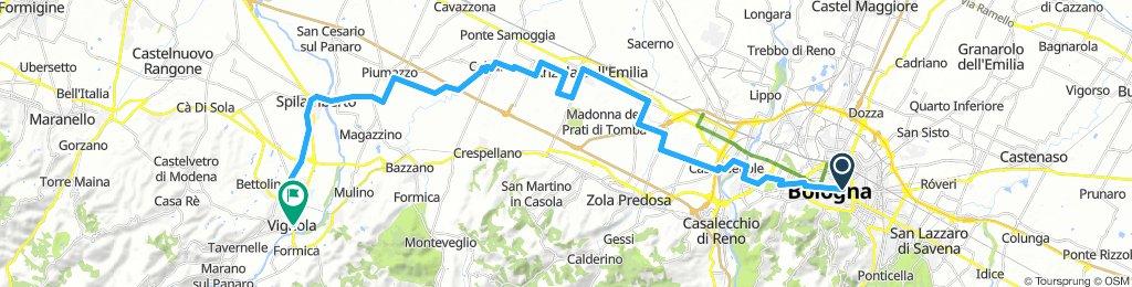 Bologna-Vignola