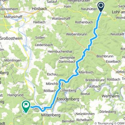 Route V02.1 Tag 10