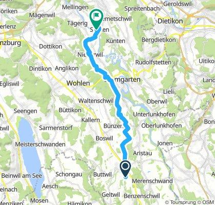 Muri-Besenbüren-Stetten