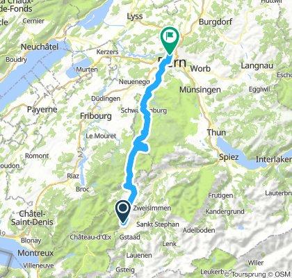 Rellerli Remember - Schwarzsee - Bern