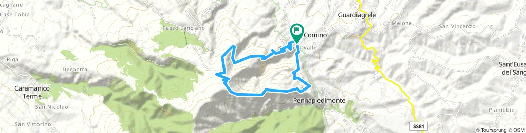 Bocca di Valle-Pomilio-Pennapiedimonte