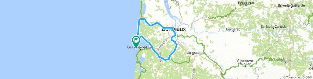 Brouillon Cap-Ferret - Bordeaux