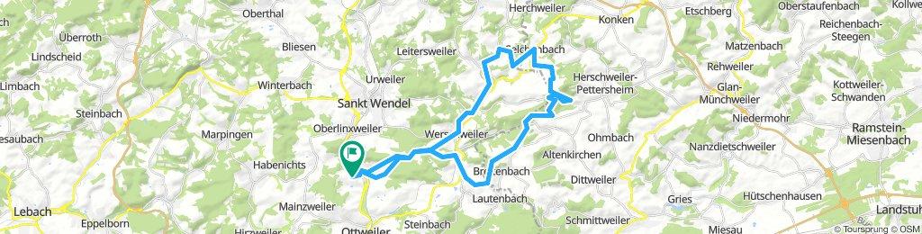 RSF-Krottelbach Tour 17.8.18