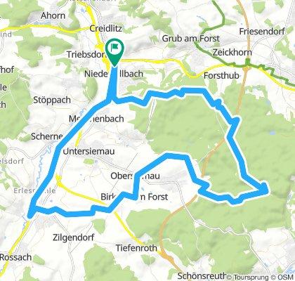 6 Quellen Weg Niederfüllbach