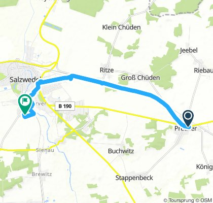 Steady Samstag Ride In Salzwedel