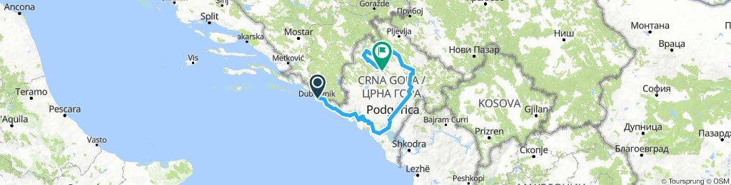 Balkan Tour 2